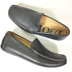 Made in Brazil, Leather Loafers, Sz 9m